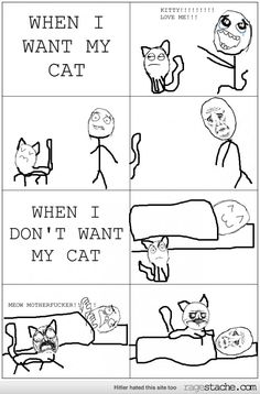 Hahaha! All the time!!