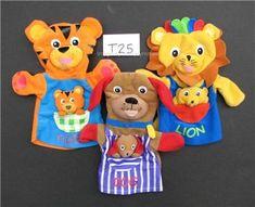 Isaac The Lion Baby Einstein Puppet Show Pinterest
