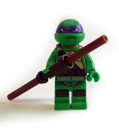 Lego Teenage Mutant Ninja Turtles Donatello Minifigure LEGO http://www.amazon.com/dp/B00AYKRR7A/ref=cm_sw_r_pi_dp_aUy0ub1T77GTH