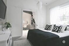 Myytävät asunnot, Tiaisentie 12, Masku #oikotieasunnot #makuuhuone #bedroom