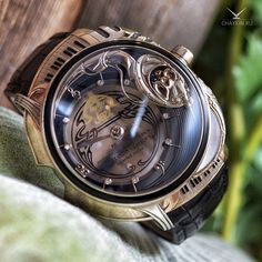 Jazz Watch by Konstantin Chaykin.