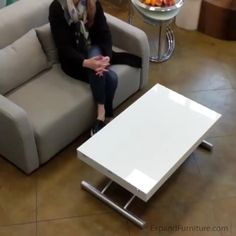 Folding Furniture, Multifunctional Furniture, Smart Furniture, Space Saving Furniture, Kitchen Room Design, Home Room Design, Modern Kitchen Design, Home Interior Design, House Furniture Design