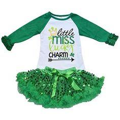 de32e729ec16 St. Patrick's Day. Kids BoutiqueBoutique ClothingFashion Boutique2 Piece  OutfitsLuck Of The IrishUnique BabyLucky ...