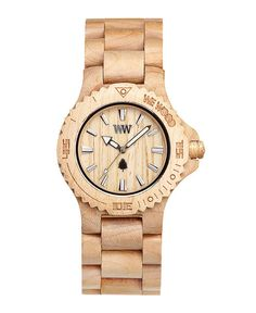 Women - Accessories - Watches - Date Beige - Hard to Find.