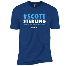 #Scott Sterling - The Man. The Myth. The Legend.