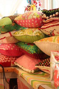pillow heaven...
