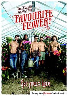 2012. Campagne Favorite bloem. Persbericht campagne.