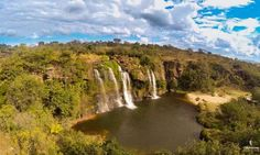 Cachoeiras da Estrada Real