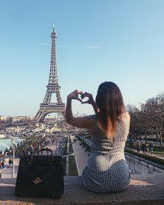 City of L♥️VE – The Tales of Paris – Bebe Shamo Paris Outfits, Buildings, Outfit Ideas, Cute Outfits, City, Style, Jumpsuit, Bebe, Paris Clothes