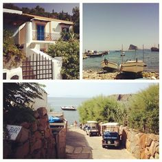 Marie Marmarie - Electrocars only #panarea, #italy, #italianjourney