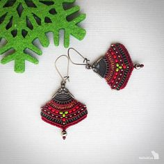 Hey, I found this really awesome Etsy listing at https://www.etsy.com/listing/571553441/macrame-earrings-gipsy-boho-style