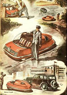 Soviet Retrofuturism http://io9.com/how-soviet-artists-imagined-communist-life-in-space-1558140402 https://www.pinterest.com/kvanberg/soviet-retro-futurism/
