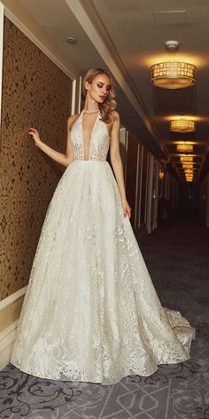 Ladies, are you searching for your dream dress? Calla Blanche wedding dresses are simply stunning! Wedding Dresses 2018, Luxury Wedding Dress, Perfect Wedding Dress, Wedding Dress Styles, Boho Wedding Dress, Bridal Dresses, Elie Saab, Calla, High Fashion Dresses