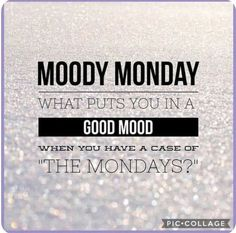 What puts you in a good mood on a Monday? Facebook Group Games, Facebook Party, Facebook Engagement Posts, Social Media Engagement, Body Shop At Home, The Body Shop, Avon, Likes Facebook, Interactive Facebook Posts