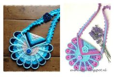 The crochet peacock fits to carry your phone and other small goodies when you go out. You can follow the Crochet Peacock Bag Free Pattern and Tutorial
