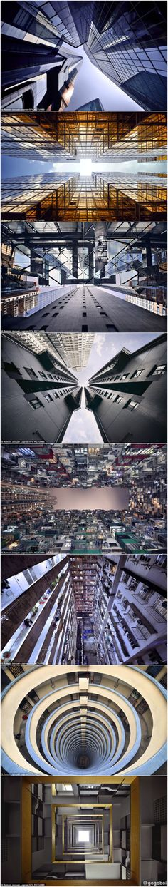 Hong Kong, Vertical Horizon photography by Romain Jacquet-Lagrèze