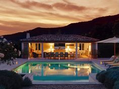 Pool...  Saint-Tropez