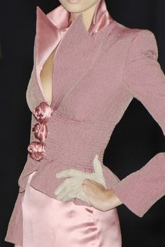 Armani Privé This is a wow outfit, would love this in my tiny little closet. I will make room!