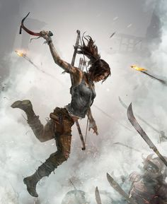 Tomb Raider Definitive Edition by Brenoch Adams