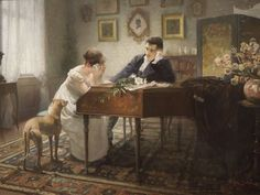 Old History - Alexander Jakesch (1892)