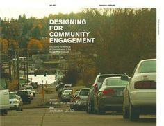 Designing for Community Engagement