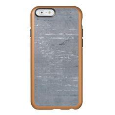 Manatee abstract watercolor incipio feather shine iPhone 6 case - modern style idea design custom idea