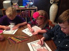Mindi Vandagriff @MindiVandagriff  · Dec 16   Just a typical Sunday afternoon w fam... and @Jill Morris App coloring pages! Can't wait for the Christmas ones!