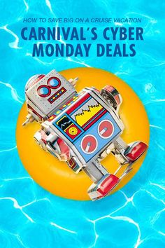 Carnival Cruise Line's #DollarDeals are in effect and out of this world.  $1 for this! $1 for that! Upgrades, credits & savings.
