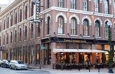 Knoxville | Tupelo Honey Cafe