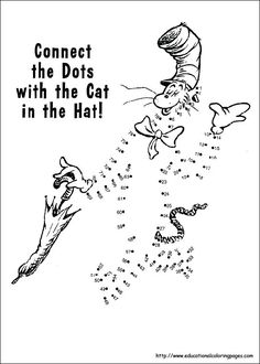 worksheets dr suess dr seuss printable coloring pages worksheets activities for