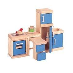 Plan Toy Doll House Kitchen - for my little one