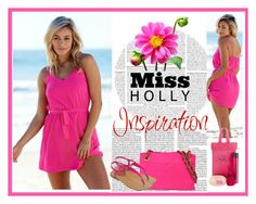 """""""MISS HOLLY 9"""" by mujkic-merima ❤ liked on Polyvore"""