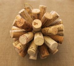 Wine Cork Ball