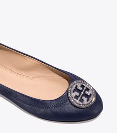 fd03c6e92849 Tory Burch Liana Ballet Flat   Women s View All