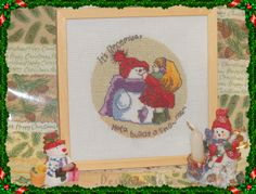 ☃ 1. adventná nedeľa: December ☃ Margaret Sherry - Calendar 2009: It´s December