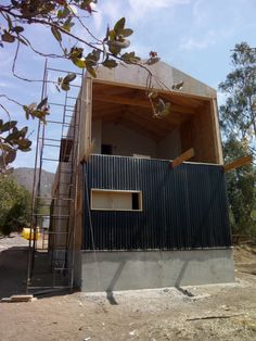 Galería De En Construcción: Casa En Curacaví / Sebastián Bravo   26 Awesome Ideas