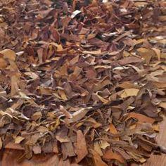 Handmade Metro Saddle Leather Shag Rug (8' x 10') | Overstock.com Shopping - Great Deals on Safavieh 7x9 - 10x14 Rugs