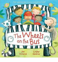 The Wheels on the Bus by Jan Ordered. Safari park version of the children's classic nursery rhyme. 24/01/14.