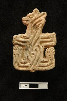 Animal Stamp Seal Çatalhöyük, Neolithic and Chalcolithic proto-city settlement in southern Anatolia,, approximately 7500 BC to 5700 Ancient History, Art History, Indian Ceramics, Ancient Artefacts, Ancient Near East, Native American Art, Archaeology, Antiquities, Anthropology