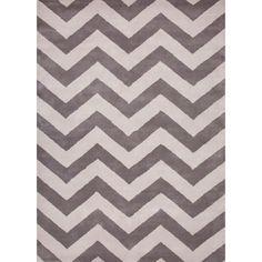 Jaipur Rugs Traverse Black/Gray Geometric Rug