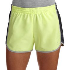 5ebd7c001ed8c Danskin Now Women s Woven Running Shorts With Mesh Panel and Hidden ID  Pocket Athletic Shorts