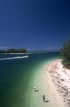 A shot of a place I'd rather be just about any day of the week....Anna Maria Island