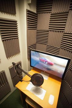 How to build a vocal booth in a closet: Article details how we improved the quality of our voice overs by converting a bedroom closet into a home studio vocal isolation booth. Includes photos, costs and sample audio clips.