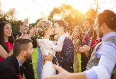Do you want to get married and also save on flowers, venue and food? We've got you covered, check out our list of 100 Fantastic Frugal Wedding Ideas. Budget Wedding, Wedding Tips, Destination Wedding, Wedding Venues, Wedding Planning, Wedding Day, Dream Wedding, Wedding Games, Wedding Attire
