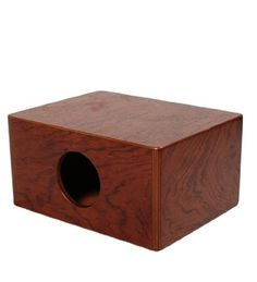Tycoon Percussion TKLT-BUB Cajon Bubinga by Tycoon Percussion. $85.62. Tycoon Percussion's Mobile cajon is a portable version of Tycoon's box cajon. It is constructed of hand-selected Bubinga wood. Features rubber fear on bottom for limited sliding and movement while playing. Great use for playing on a flat surface and/or on a players lap. Consist of four adjustable snares wires. Tycoon Percussion uses only plantation farmed Siam Oak wood in the production of their instr...