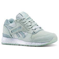 5952066ad50d2d reebok classic · Reebok - GL 6000 Speckles   Ice Sneakers Reebok