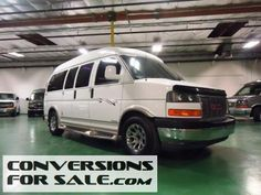 2005 GMC Savana Explorer Conversion Van