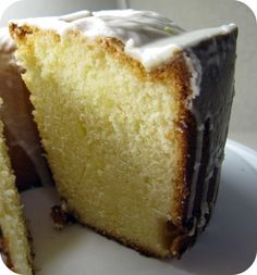 Lemon Lover's Pound Cake ~ Family Favorite. I use an angle food pan.
