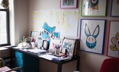 My Desk News Blog, Cartoons, Gallery Wall, Desk, Frame, Home Decor, Picture Frame, Cartoon, Animated Cartoons