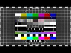 ▶ Testbild DDR 2 1080p - YouTube Prepaid Visa Card, East Germany, Test Card, Tv On The Radio, Sound & Vision, Espn, Visual Identity, Cover Art, Mobile App